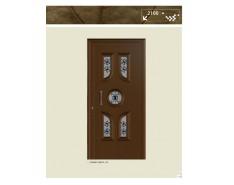 Πόρτα αλουμινίου 2