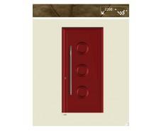 Πόρτα αλουμινίου 3
