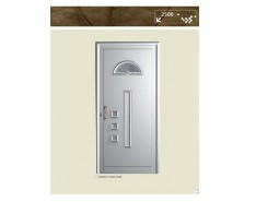 Πόρτα αλουμινίου 6