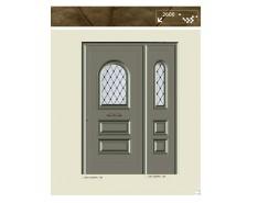 Πόρτα αλουμινίου 7