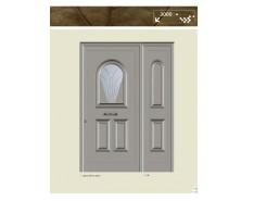 Πόρτα αλουμινίου 12
