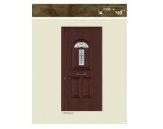 Πόρτα αλουμινίου 17