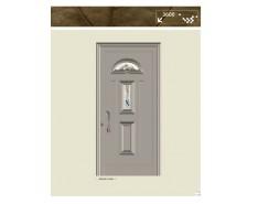 Πόρτα αλουμινίου 18