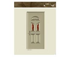 Πόρτα αλουμινίου 20