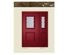 Πόρτα αλουμινίου 21