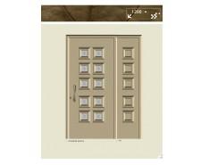 Πόρτα αλουμινίου 22