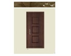 Πόρτα αλουμινίου 23