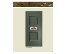 Πόρτα αλουμινίου 24